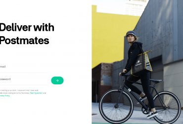 Join Postmates Fleet Signup