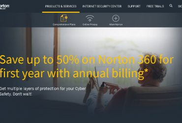 NORTON ANTIVIRUS SOFTWARE SERVICES AND PRODUCTS