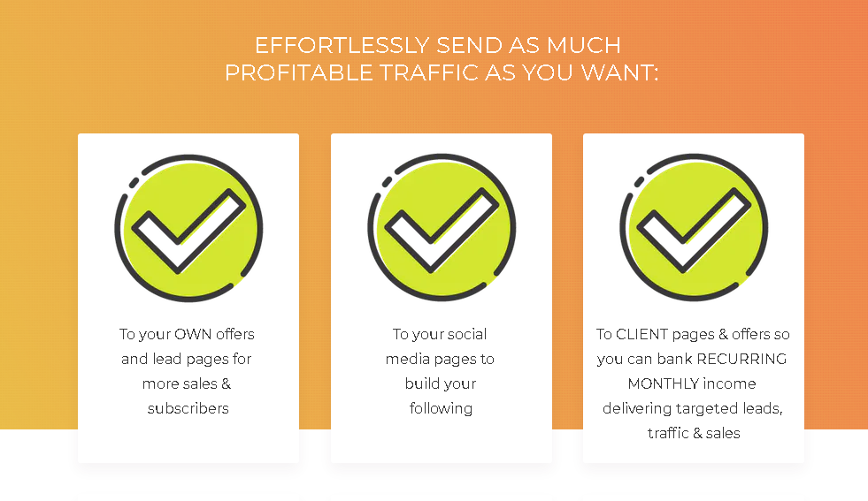 Drive Massive Amounts Of Profitable Traffic With Social Video Ads