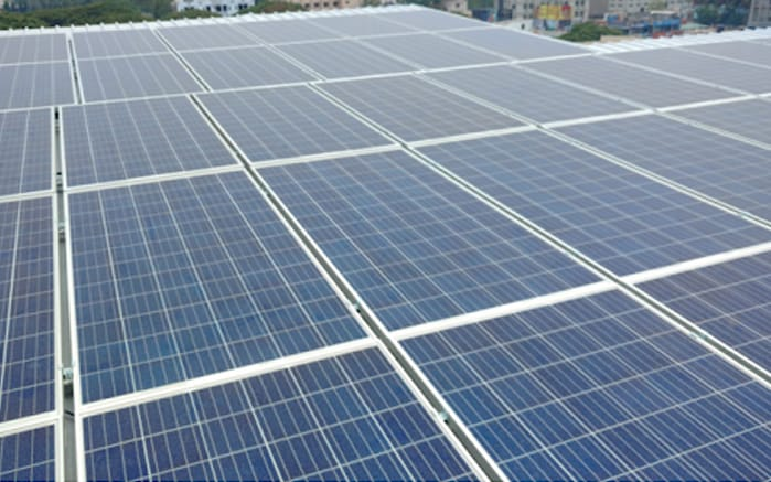 Solar Power Plant in Coimbatore – Excess Energy