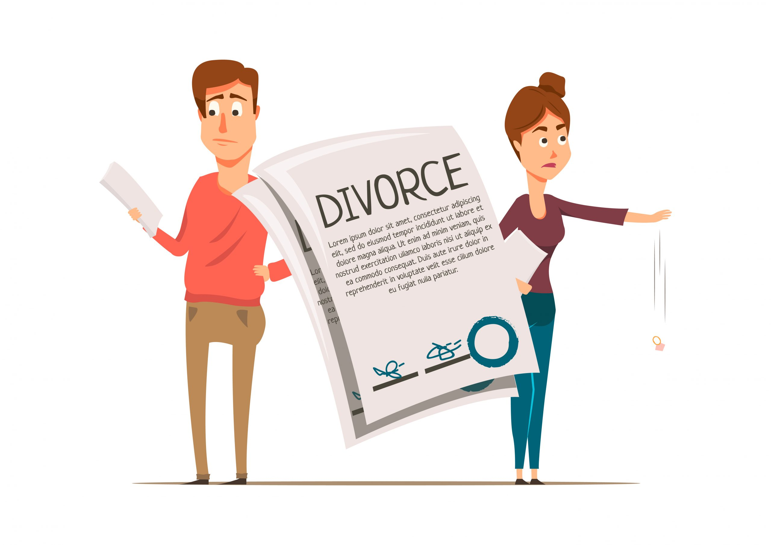 3 Most Shocking Divorce Myths in America